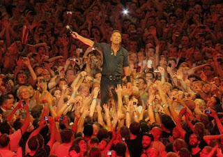 springsteen paris