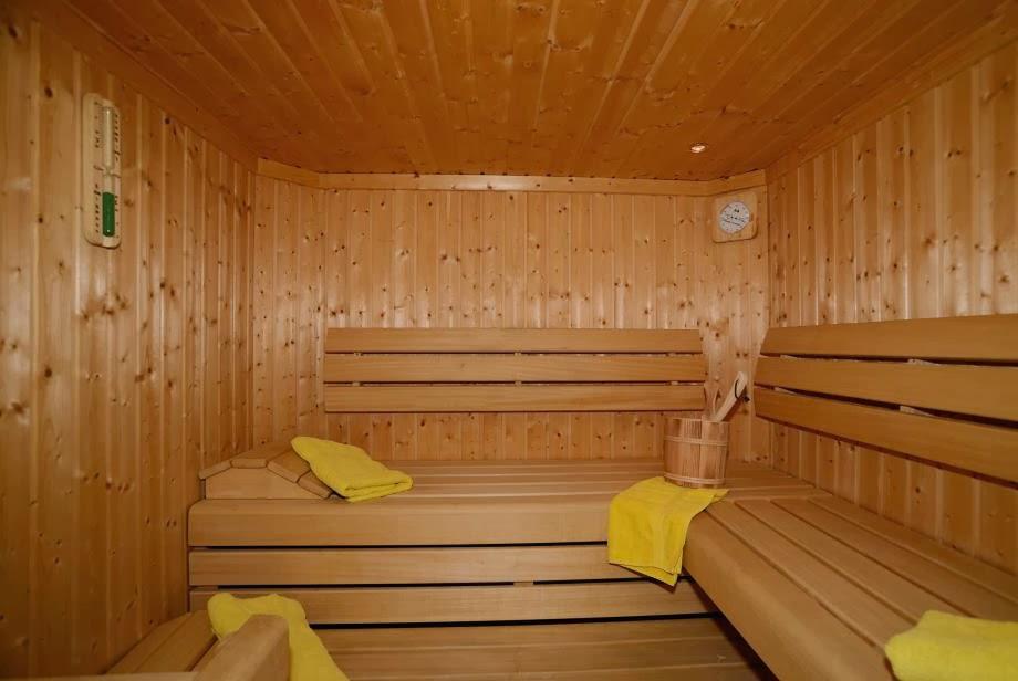 Fondos para fotos cuarto de sauna en madera - Madera para sauna ...
