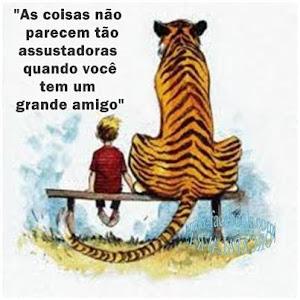 AMIGOS SÃO BÊNÇÃOS!