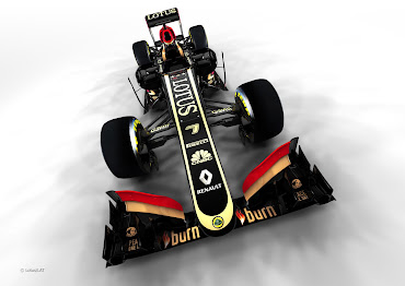 #1 Lotus F1 2013 Wallpaper