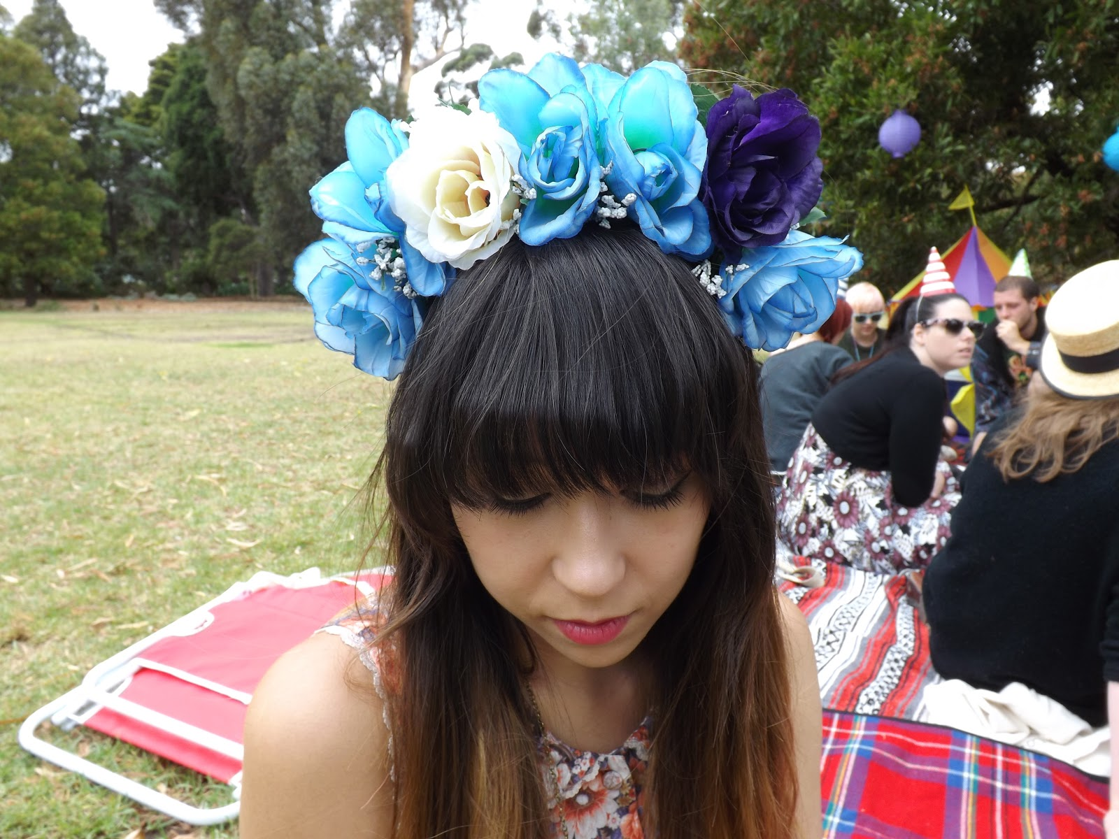 Flower Crowns For Sale Taken By Surprise