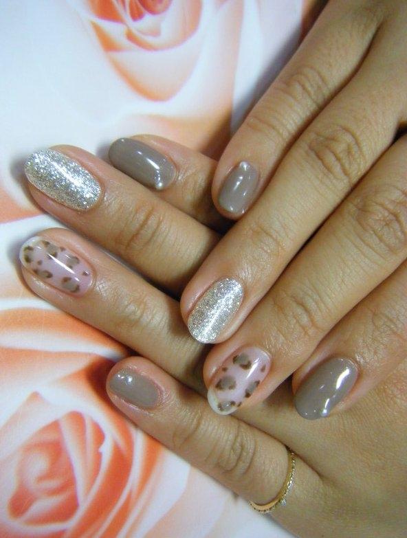 nail and art Férias na moda Unhas Decoradas Idéias e Arte