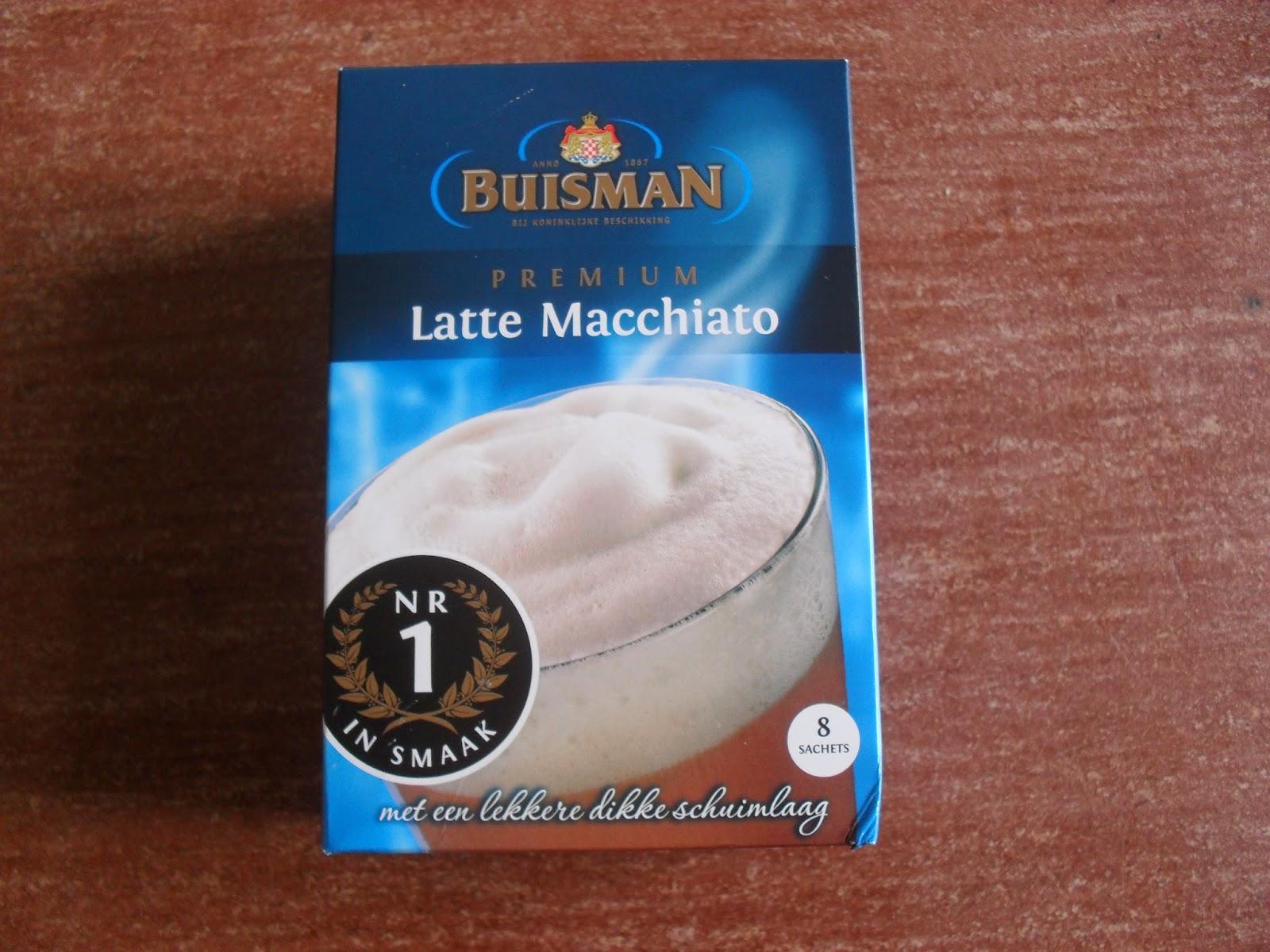 latte macchiato van Buisman