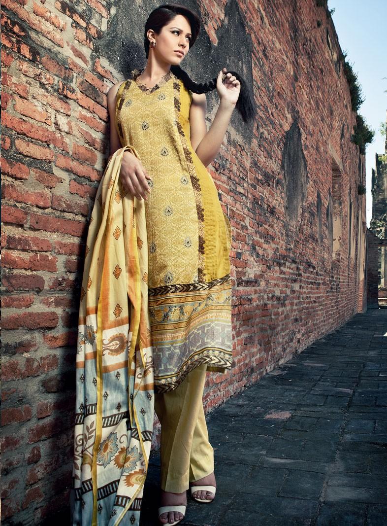 Gul Ahmed Lawn Designs
