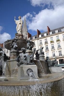La Place Royale Nantes