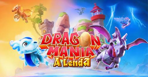 Dragon Mania: A Lenda (infinito)