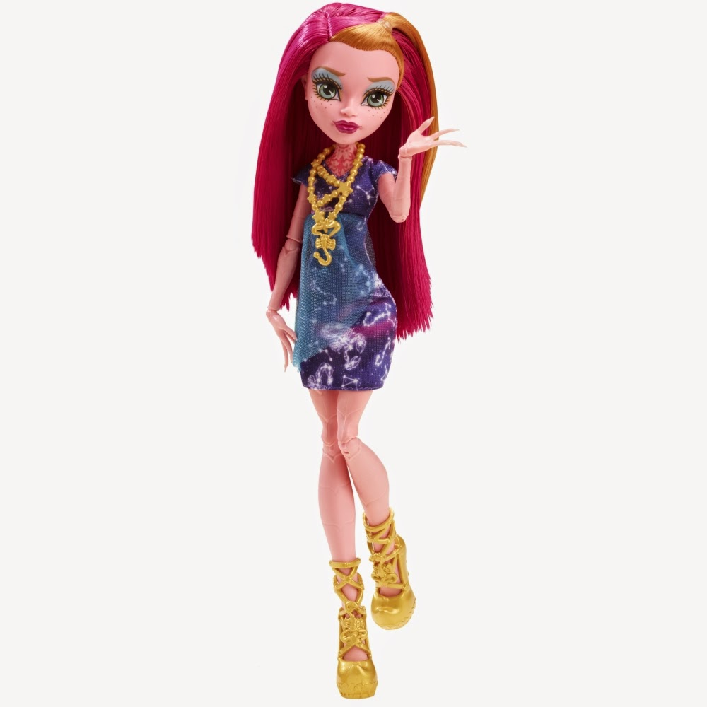 monster high dockor rea