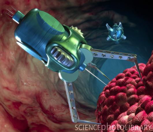 Ciência e tecnologia no tratamento do câncer