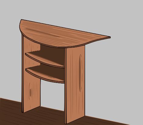 Lavori creativi fai da te an online help come costruire - Costruire tavolo in legno ...