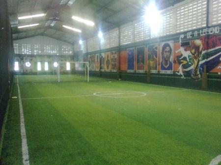daftar lapangan futsal di surabaya