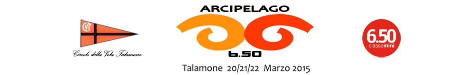 Arcipelago 6.50   20/21/22 Marzo 2015