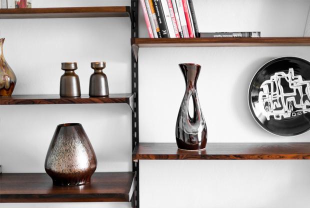 danish wall shelf