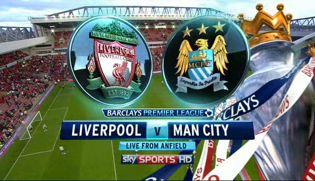 Liverpool Vs Manchester City Live Game