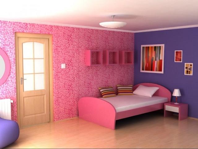 Girly Bedroom Design Ideas - Wonderful