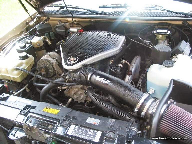 Hover Motor Pany 19941996 Cadillac Fleetwood Impala Ss