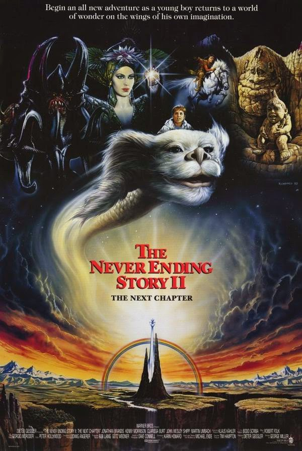 100 years of movie posters fantasy films 19901999