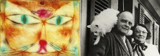 10 Artistas Amantes de los Gatos