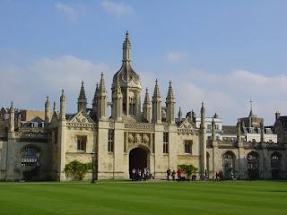 Cambridge Distant View
