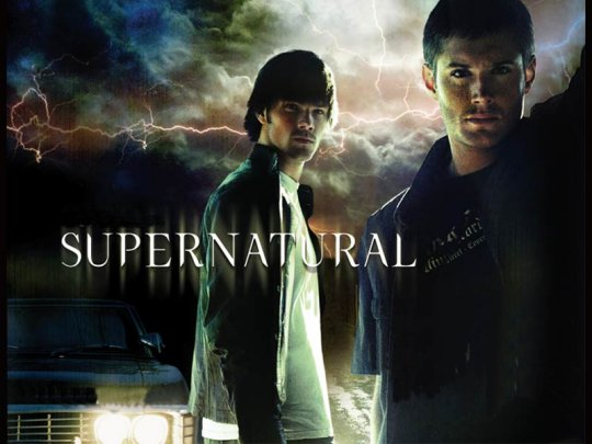 Supernatural Todas as Temporadas Dublado e Legendado
