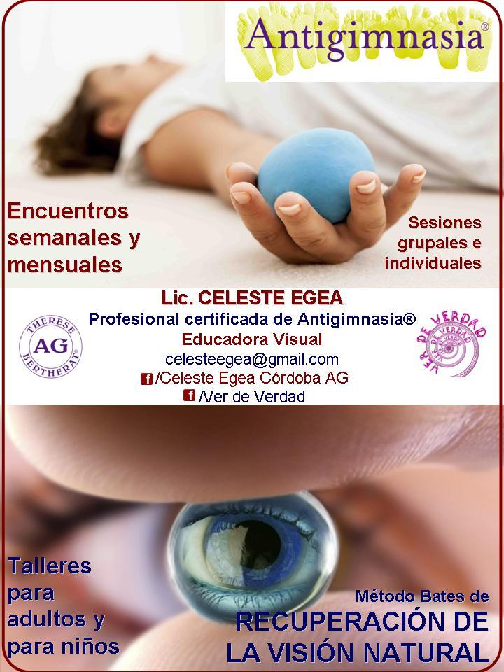 ANTIGIMNASIA® y RECUPERACIÓN DE LA VISIÓN NATURAL MÉTODO BATES