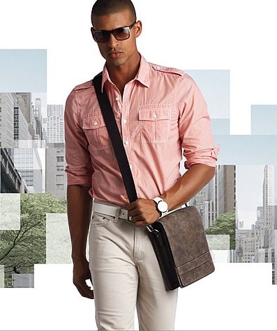 Why do European men wear men purses? - Bodybuilding.com Forums