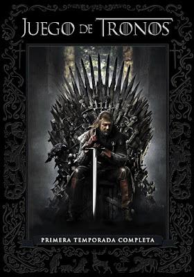 Game Of Thrones (TV Series) S01 DVD R1 NTSC Latino