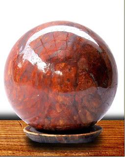 bola patung batu