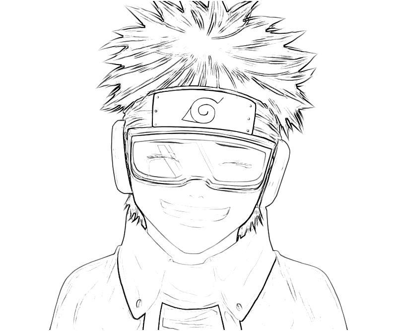 Naruto Obito Uchiha Smile Mario