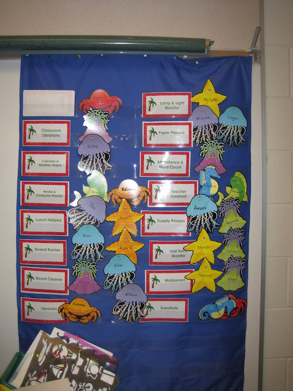 Primary Classrooms are Oceans of Fun! title=
