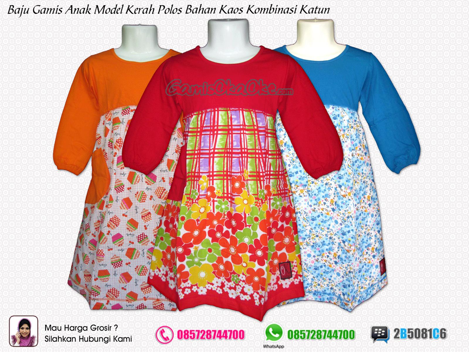 Grosir Baju Busana Muslim Anak Perempuan Murah Dan Bagus