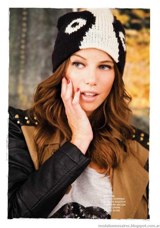gorras tejidas 47 Street invierno 2013