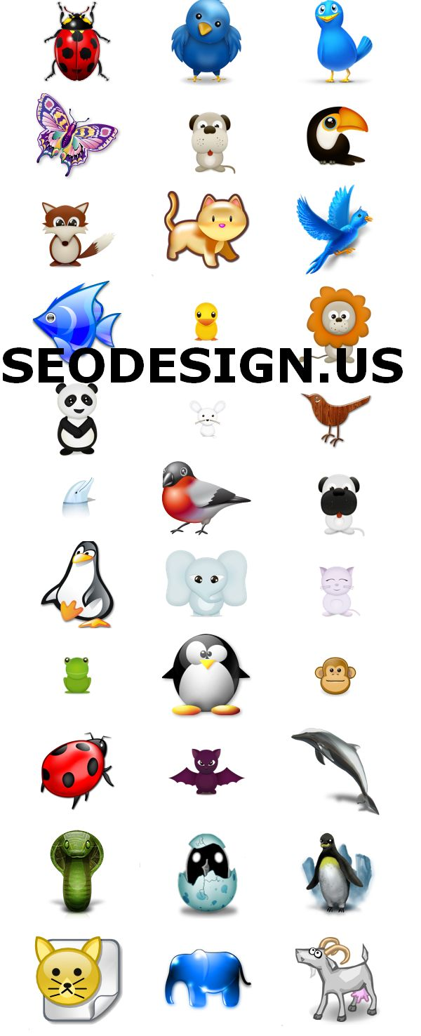 100+ Free Animals Vector Art Icons Graphics Download
