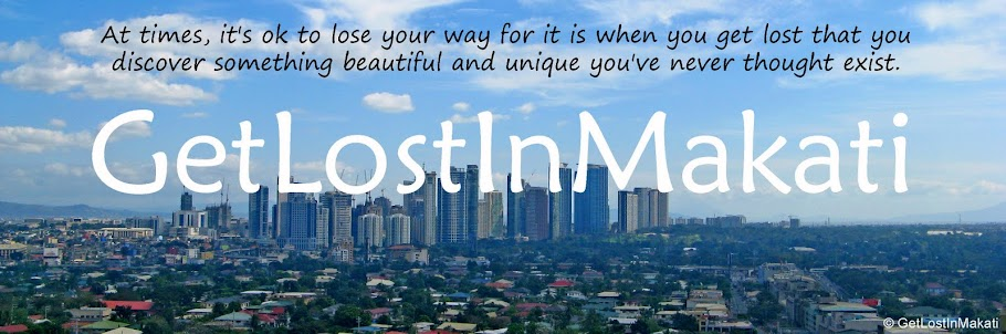 Get Lost In Makati