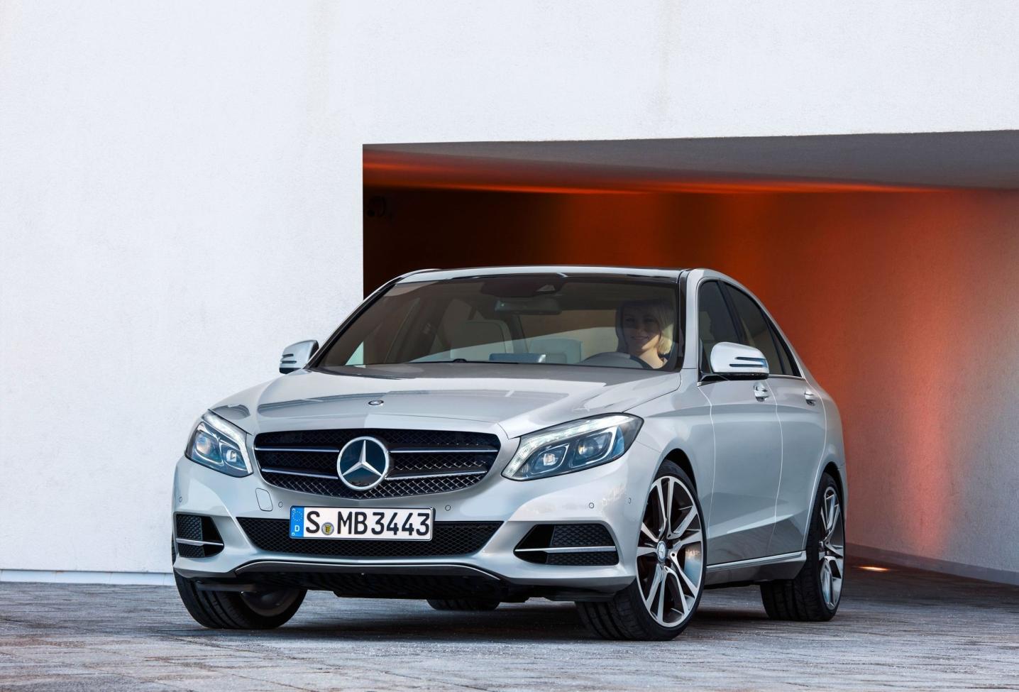 AUTO BILD EXCLUSIV: Neue Mercedes-Benz C-Klasse ab 2014