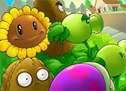 juego Plants vs Zombies edicion especial Hacked