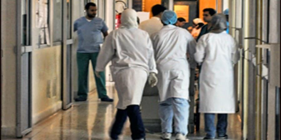 خبر :    وفاة مريضة بمستشفى القباري العام ... وتقرير الحالة يتهم طبيب التخدير