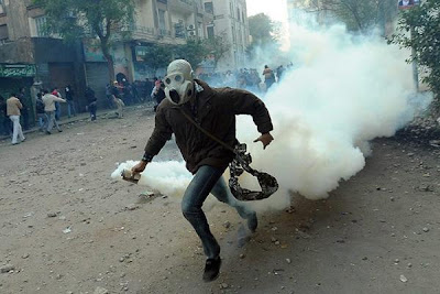 أهم صور أحداث و اشتباكات ميدان التحرير Medan Tahrir