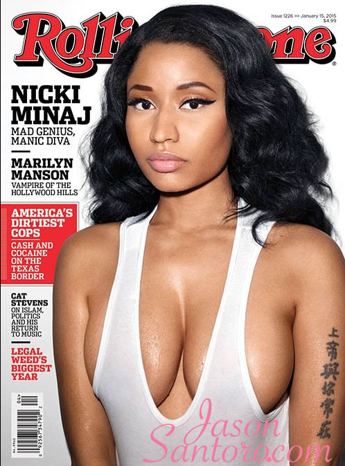 Nicki Minaj Opens Up About Abortion With Rolling Stone Magazine