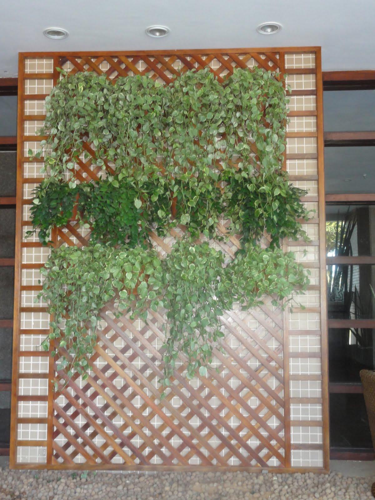 Blog da Paisagista: Jardim vertical #76482E 1200x1600
