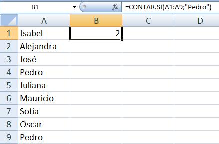 Ideas de Excel: ¿En qué fila de una hoja de cálculo está el valor ...