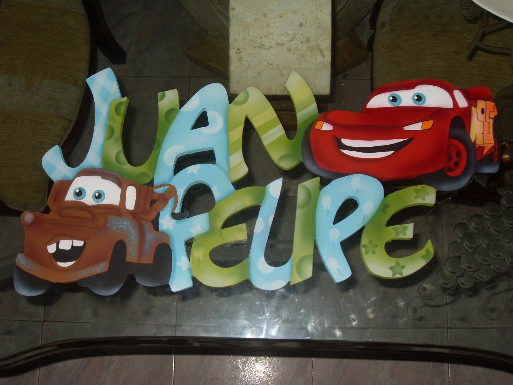 Decoracion Letras Country ~   sobre madera nombres infantiles en arte country en villavicencio