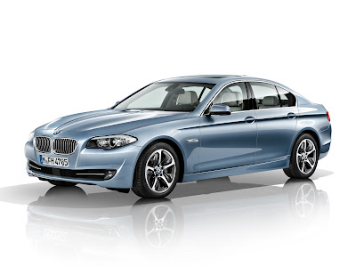 2013 BMW 5 ActiveHybrid