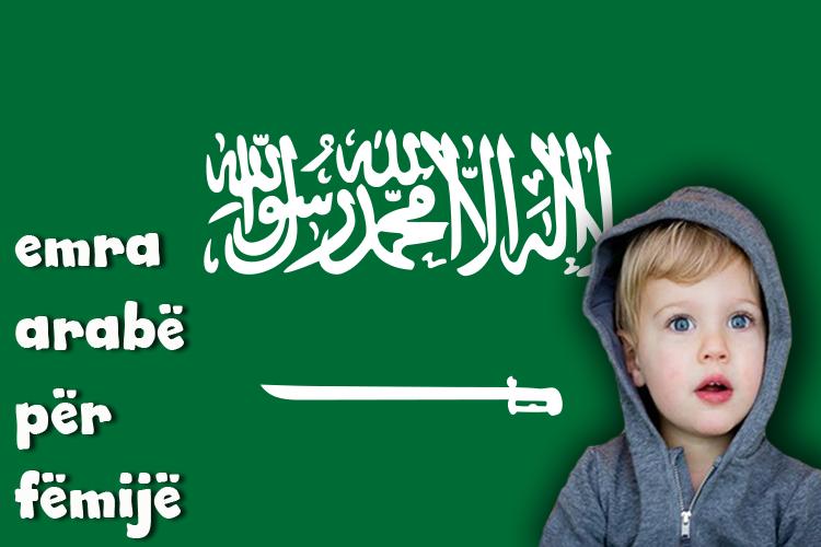 Emra arabe per femije