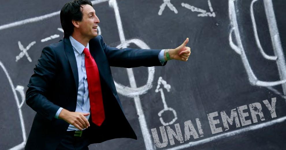 Hancurkan Barcelona, Emery Tetap Waspada di Leg Kedua
