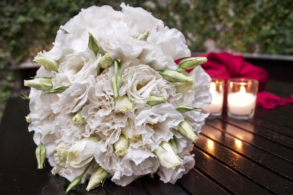 Fall Foundry LIC Wedding bouquet