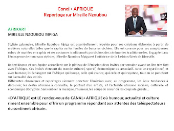 Reportage 2013 sur Canal+