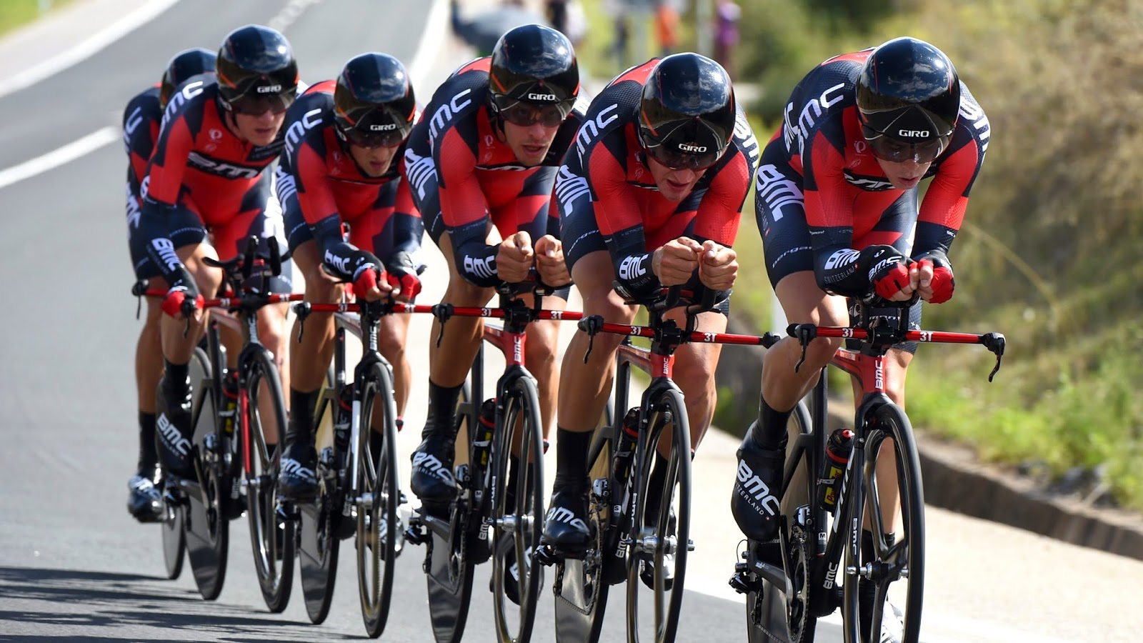 Campeonatos del mundo ciclismo 2014 contrareloj equipos for Equipos de ciclismo
