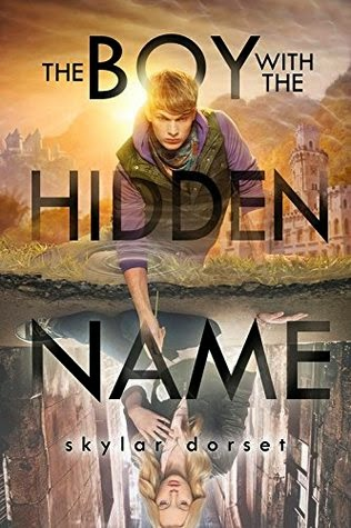 The Boy with the Hidden Name otherworld young adult paranormal novel by skylar dorset on Paranormal Road Trip Destination Boston