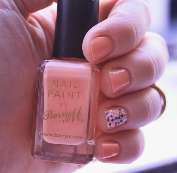 barry m peach melba,