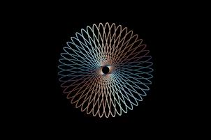 PLANTILLAS GEOMETRICAS - HIPERESPACIO. Diseña tus propias geometrías !